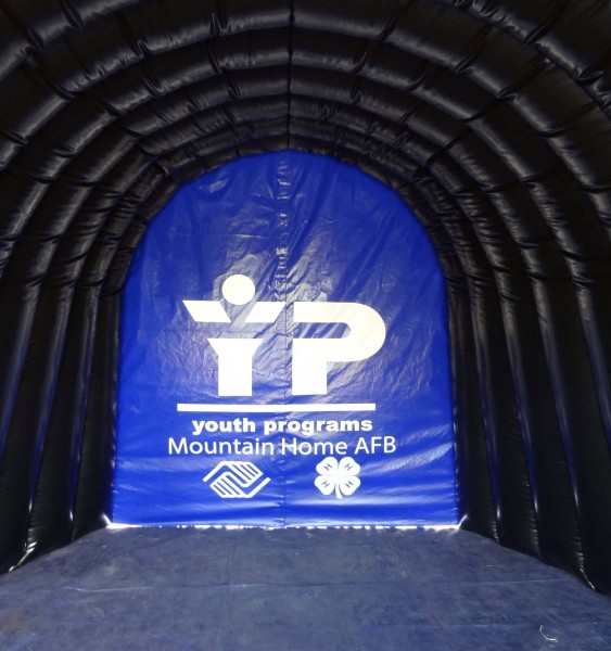 Sports Inflatables Advertising Sports Inflatables tunnels for sports