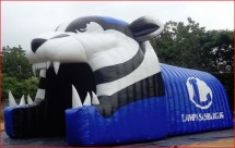 Sports Inflatables Advertising Sports Inflatables texas football tunnels