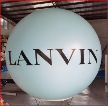 Inflatable Spheres Inflatable Advertising Spheres Lanvin Sphere